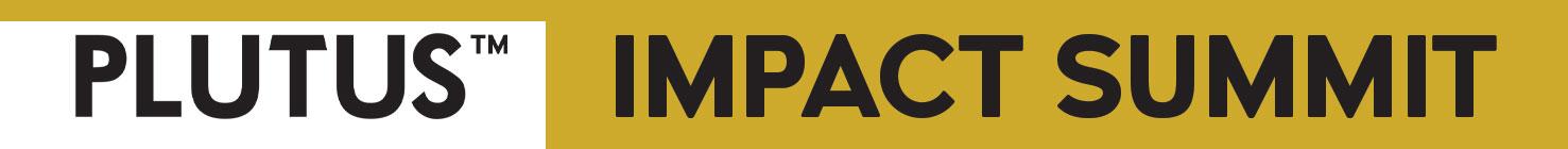 Plutus Impact Summit Logo